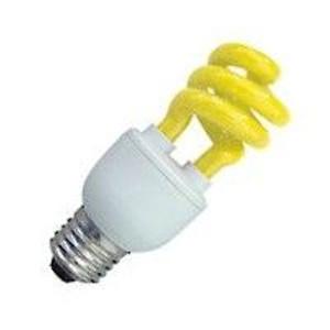 Halco ProLume 109288 CFL15/YEL 15W CFL Yellow