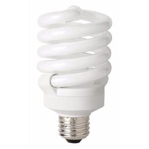 TCP 48923WL 23W CFL Spiral Light Bulb Wet Location 2700K