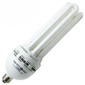 Earthtronics ET65U4 65W CFL Bright White 5000K Light Bulb