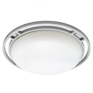14W LED Round Ultra Chrome Decorative Translucent Acrylic Ceiling Light 3000K 1