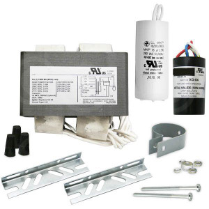 Value 71A5492 150W M102 Replacement Metal Halide Ballast Kit