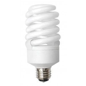 TCP 19027 11/15/27W CFL 3-Way Full SpringLamp 2700K