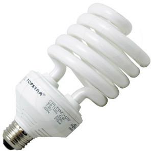 Topstar CFLT4MS-42W/27K CFL 2700K FE-ISL-42W Spiral Light Bulb