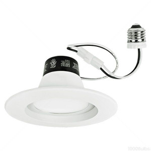 "TCP LED14DR5641K 14W 5"" or 6"" LED Downlight Conversion Kit 4100K"