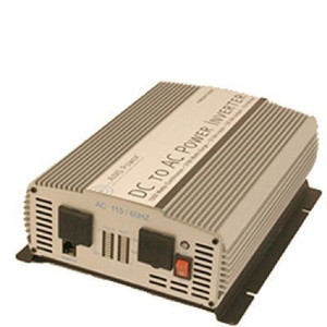 AIMS PWRINV1250W 1250 Watt DC to AC Power Inverter | 12V