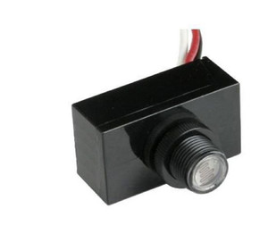 ALR AA-1068 Photocontrol Sensor Switch 208V-277V Button Style