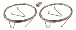 TCP EZHANGER Cable Hanging Kit - 2 per pack