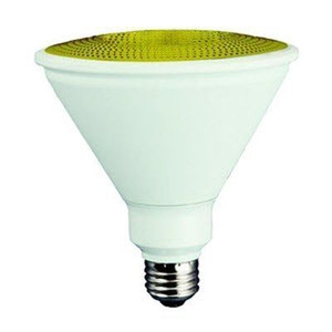 TCP RLP3814Y 14W LED Colored Bulb Yellow