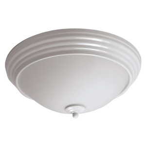 23W LED Frosted Glass Lens Decorative White Ring Indoor Ceiling Light 3000K