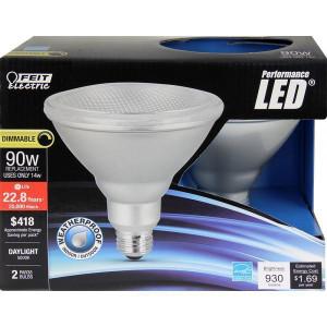 Feit Electric PAR38/850/LEDG11/2 14W LED PAR38 5000K - 2 Pack