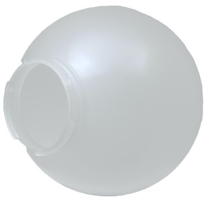 """Replacement VC Frost 10"""" Outdoor Acrylic Globe Twist Lock"""