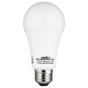 Sunlite 80723-SU A19/LED/15W/D/E/50K 15 Watt 5000K