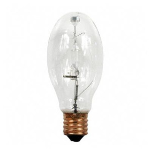 GE 13481 Multi-Vapor MVR150/U/WM 150 Watt Watt-Miser Quartz Metal Halide ED28 Bulb