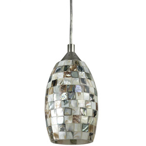 Sunlite LFX/DSG/PD/D/9W/VEN Art Glass LED Pendant Light