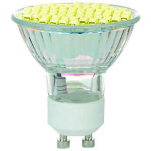 Sunlite 80329-SU MR16/LED/2.8W/GU10/Y 2.8 Watt Yellow