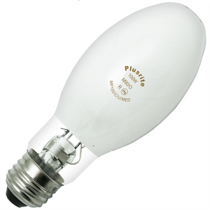 Plusrite MP100/C/U/MED 100W M90/O Coated Metal Halide Light Bulb