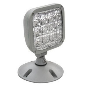 TCP LEDEL1SDTWL LED Emergency Lighting Remote Head