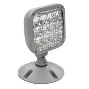 TCP LEDEL1SDTWL LED Emergency Lighting Remote Head