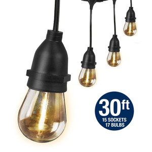 Feit Electric LED String Lights 72117