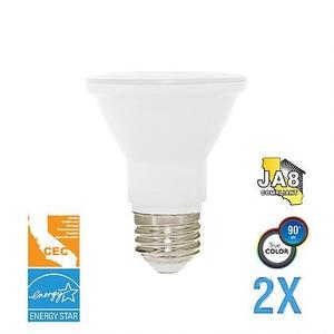 Euri Lighting EP20-4000cecw-2 LED PAR20 Light Bulb