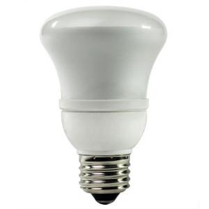 TCP 1R200927K 9W CFL R20 Flat Flood Light 2700K