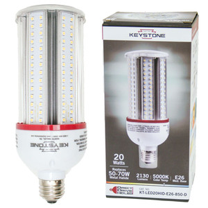 Keystone KT-LED20HID-E26-850-D HID to LED Retrofit