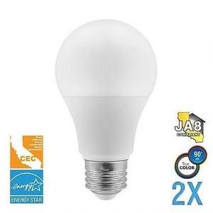 Euri Lighting EA19-4020cec-2 LED A19 Light Bulb