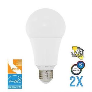 Euri Lighting EA21-4000cec-2 LED A21 Light Bulb