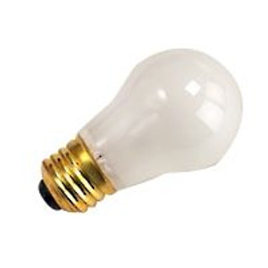 Halco 6014 Frost A15FR15 15W Incandescent Bulb
