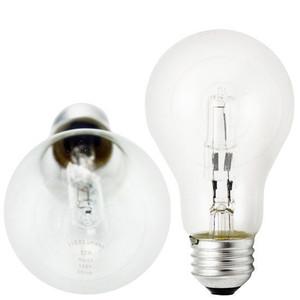 Halco 76007 Prism A19CL53/H Clear Halogen 53W 1100 Lumens