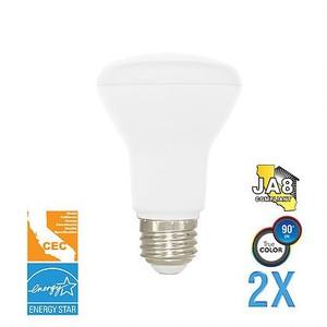 Euri Lighting EB20-4000cec-2 LED BR20 Light Bulb