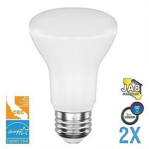 Euri Lighting EB20-4020cec-2 LED BR20 Light Bulb