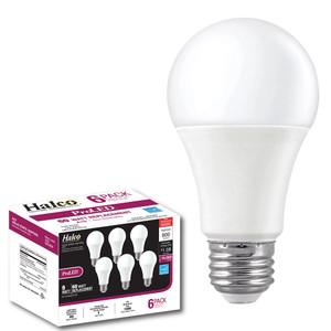Halco A19FR9/827/ECO/LED/6 9W 2700K LED A Shape Bulb