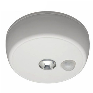 LED Wireless Battery Operated Ceiling Light with Motion Sensor