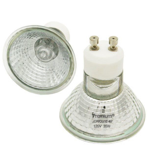 TOPSTAR JDR35W/GU10/FL | 35W 120V MR16 Halogen Flood | 40 Degree