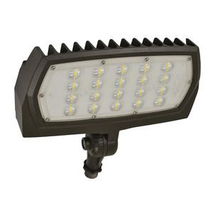 Halco 99879 Polycarbonate FL2/CL48BZ50/KN/LED 48W LED Fixtures 5000K Knuckle Mount