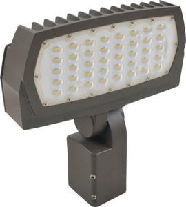 Halco 99679 Brand FL3/CL75BZ40U/SF 70W LED Fixtures 4000K Slipfitter Knuckle Mount