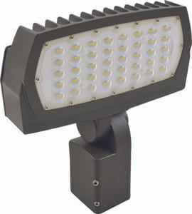 Halco 99671 ProLED FL3/CL75BZ50U/SF 70W LED Fixtures 5000K Slipfitter Knuckle Mount
