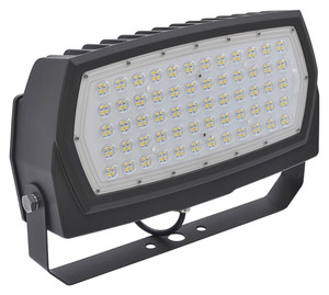 Halco 99670 ProLED FL3/CL75BZ50U/YK 70W LED Fixtures 5000K Arch Yoke Mount