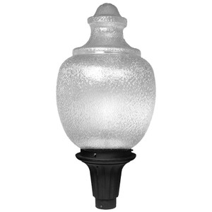 Commercial Acorn Globe Decorative Street Light