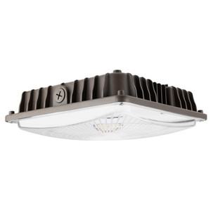 Outdoor 40W LED Canopy Light Fixture