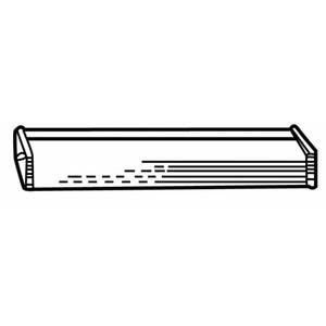Volume V6320-6 2-light White Flush Mount Ceiling Fixture
