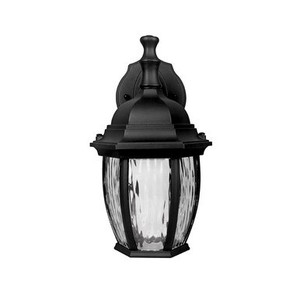 Euri Lighting EOL-WL12BLK-1030e LED Wall Lantern