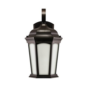 Euri Lighting EOL-WL18BRZ-1030e LED Wall Lantern