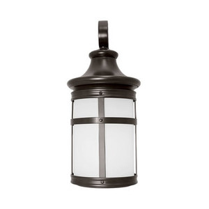 Euri Lighting EOL-WL17BRZ-1030e LED Wall Lantern