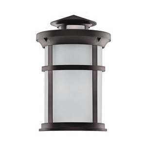Euri Lighting EOL-WL11BRZ-1030e LED Wall Lantern