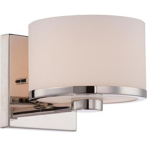 Nuvo 60-5471 Polished Nickel Wall Mount Fixture