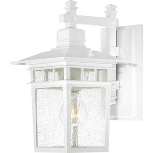 Nuvo 60-4951 White Wall Mount Fixture