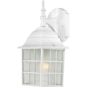 Nuvo 60-4904 White Wall Mount Fixture