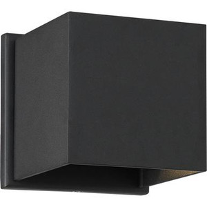 Nuvo 62-1466 Black Wall Mount Fixture
